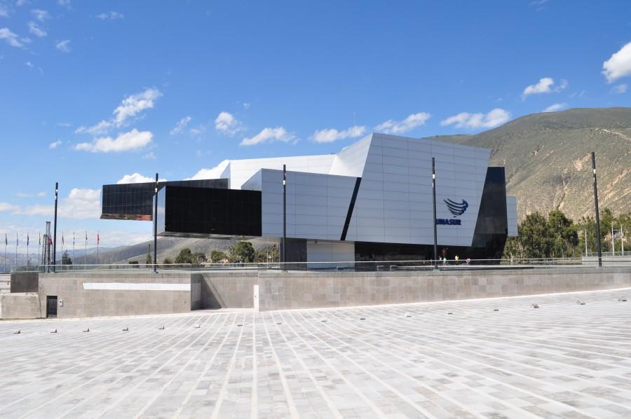 Quito, Ecuador , america , latin , latina , monument, half the world, half , orientation , unasur , building