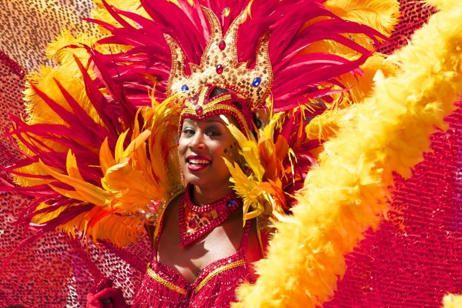 carnival, brazil, women, rio de janeiro, color, colorful, costume, comparsa,