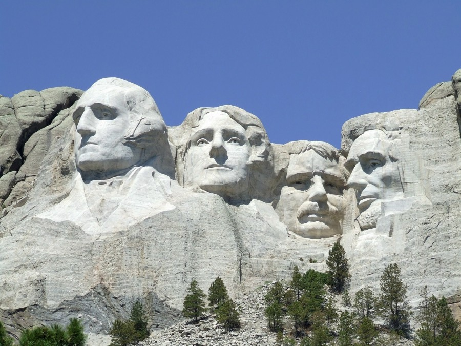 Mount Rushmore, Keystone, South Dakota, USA, united states, north america, monument, mountain, sculpture,