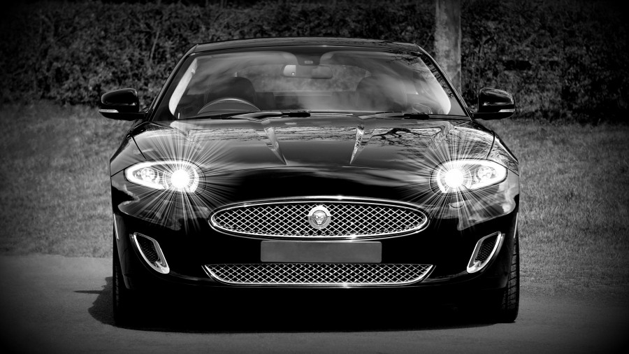 jaguar, car, vehicle, auto, style, transportation, classic, car, luxury, drive, design, machine, fast, light, light, bright, metal, speed, bumper, front, road, modern, technology, chrome , jaguar xK, truck, bodywork, black and white, mechanical, automotive, transportation, wheels, hd wallpaper, screensavers
