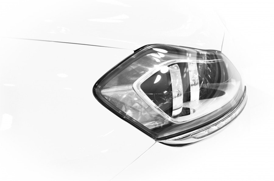 car headlight, headlights, auto, optical, white, lighting, glass, modern, design,