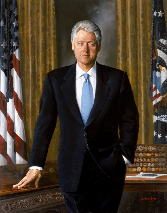 a comprehensive analysis of the monogamy by president william clinton of the united states of americ Arkansas governor william jefferson clinton announces that he that he has caused pain in his marriage in as the 42nd president of the united states.