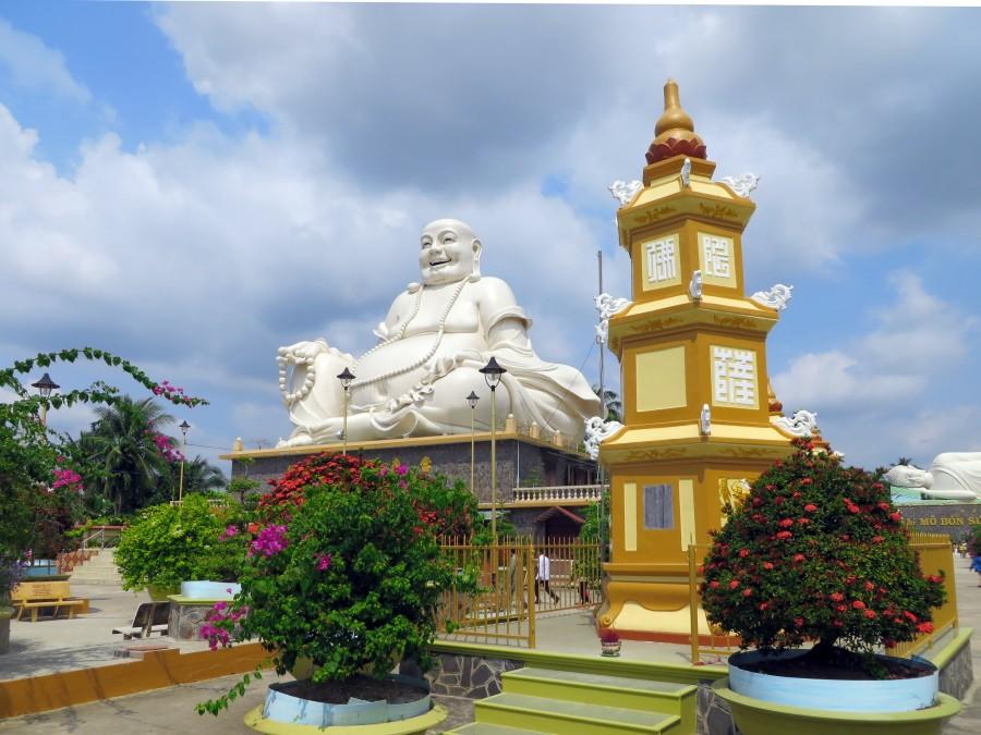 Vietnam, Asia, temple, Buddhist, Buddhist, religion, culture, architecture, statue,