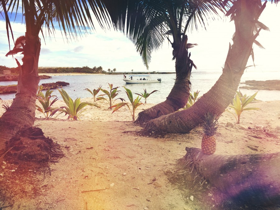 boat, tropical, beach, Summer, vacation, relax, mexico, landscape, sea