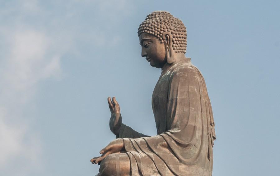 statue, buddha, buddhism, religion, meditation, oriental, meditate,