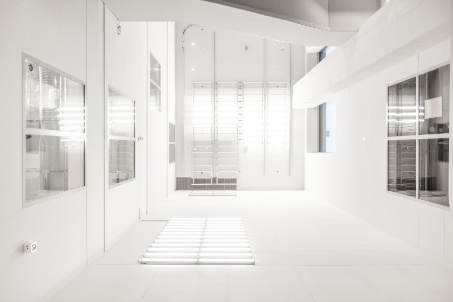 architecture, interior, living room, house, white, modern, living, nobody,