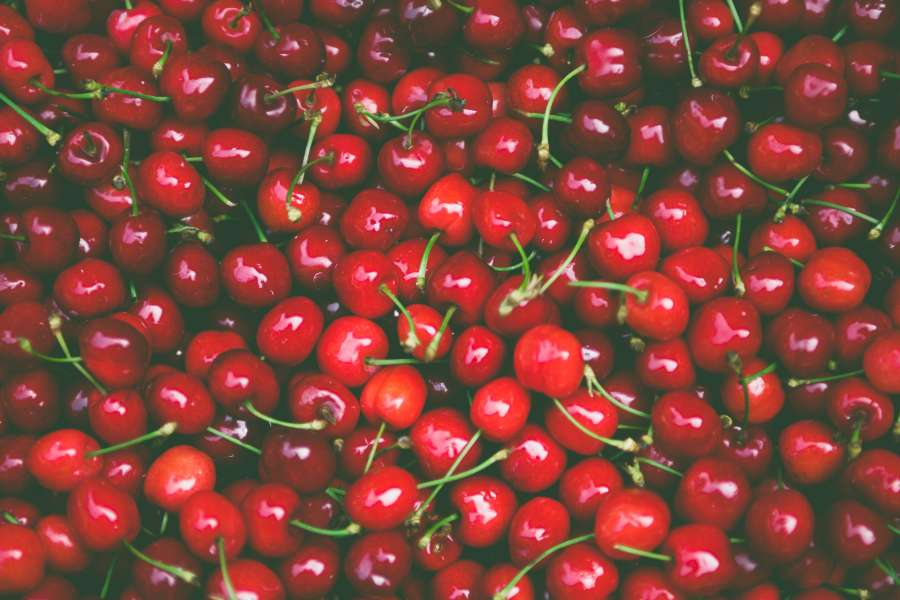 cherry, cherries, background, fruit, fruit, red,