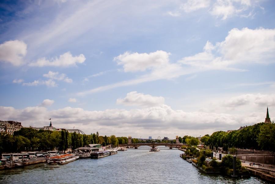 France, Paris, River Seine, Seine, City, Cityscape, Europe,