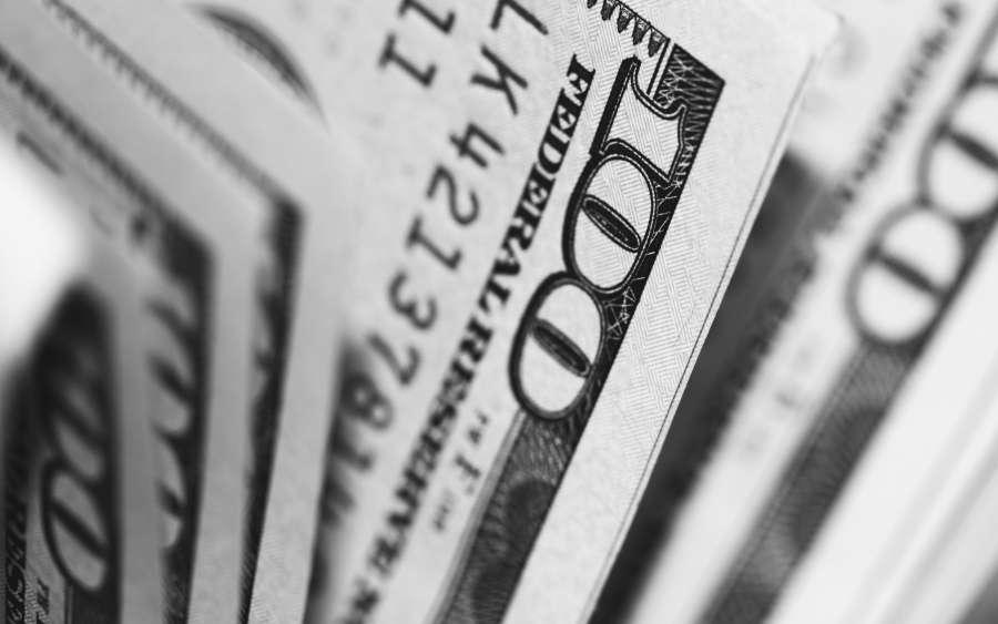 dollar, dollars, banknote, bills, currency, symbol, business, finance, money, forex, 100, hundred,