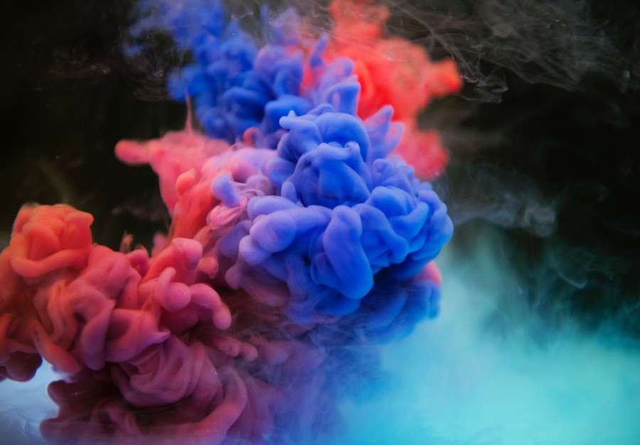 color, colors, ink, blue, red, liquid, wet, splash, texture, background, mix, colorful, abstract, nobody,