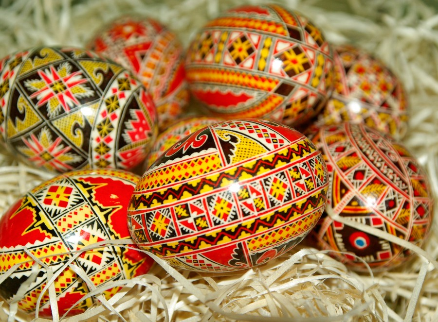easter eggs, egg, eggs, easter, religion, colorful, colors,