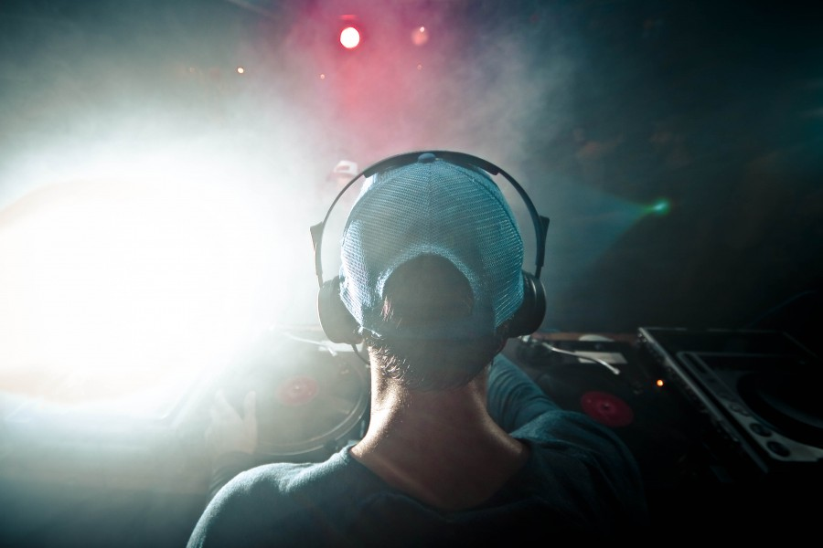 club, night, disco, one person, people, man, cool, fashion, dj, music, cap, concept,