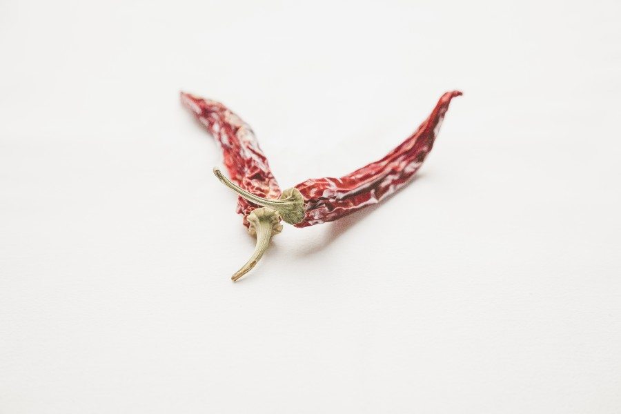 pepper, two, red, itchy, dry, concept, vegetable, food, flavor,