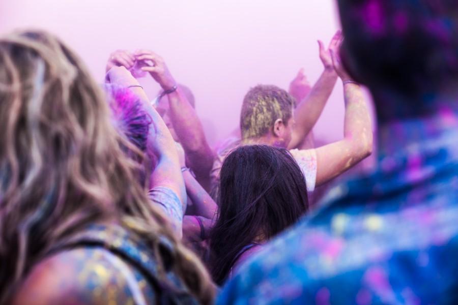 people, party, celebration, night, bar, disco, pub, music, joy, celebration, adult, painting, rave,