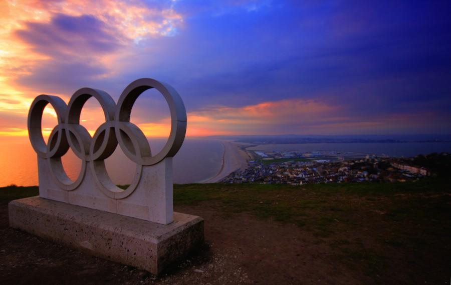 olympics, rings, sport, Olympic, portland, oregon, usa, estados unidos,