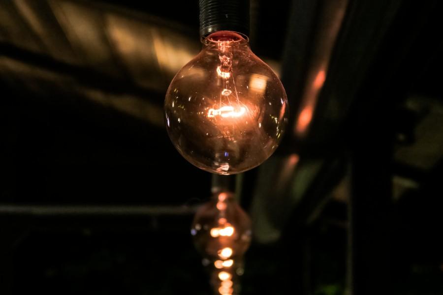 free images  Bulb Lamp