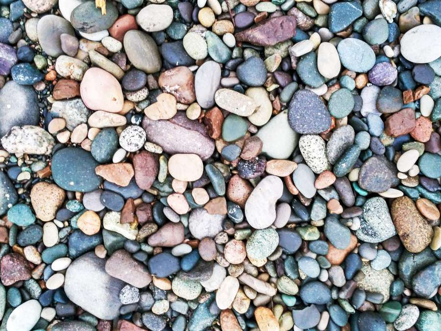 Image Of Wallpaper 4k Assorted Colored Rocks Free