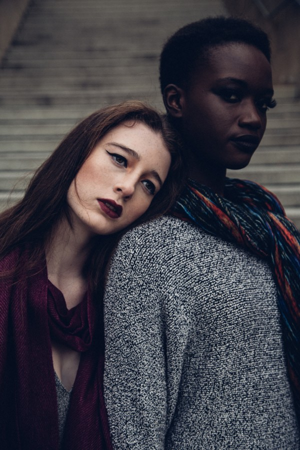 two women, fashion, women, couple fashion, friends, friendship, young couple fashionable women, adult, model, sexy, glamorous, friends, fashion, elegant, sexy, together, sad, sad, serious woman, mad, crazy, emotional, emotions, clothing