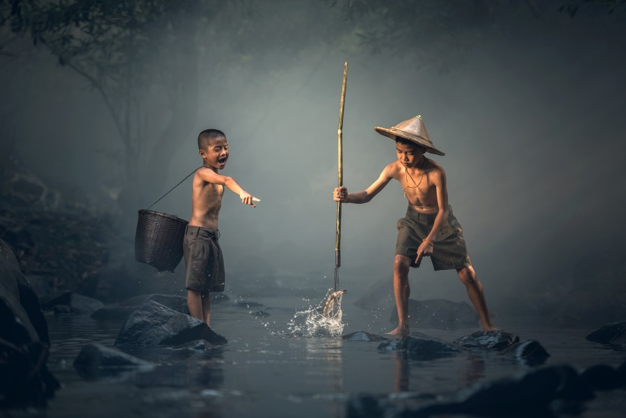 children, fishing, activity, asia, background, prey, boys, cambodia, grips, such as children, cute, fish, fisherman, friend, enjoy, happiness, hobbies, Indonesian, lake, laos, lifestyle, low, the country, Malaysian country, burma myanmar, outdoors, people, pathetic, vacation, camp, outside the house, beautiful, seat, sports, spring, success, summer, thailand, holidays, Vietnamese, water