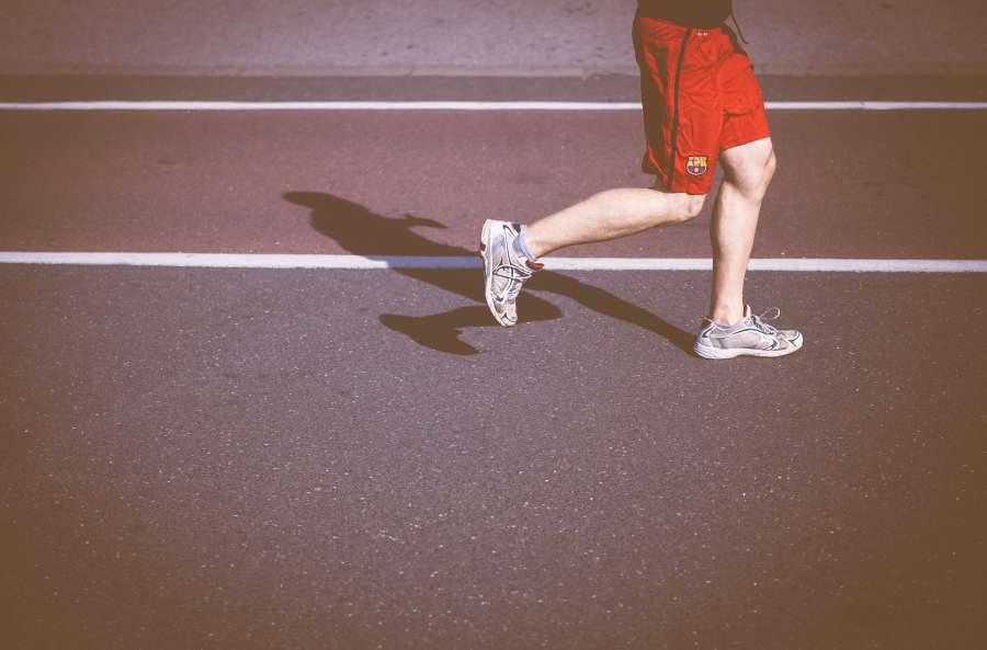 man, young, active, activity, running, running, running, outside, street, asphalt, marathon, sport, barcelona,