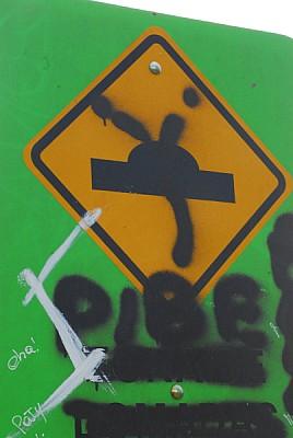 free images  poster, sign, signage, lomada, donkey, traffic sig