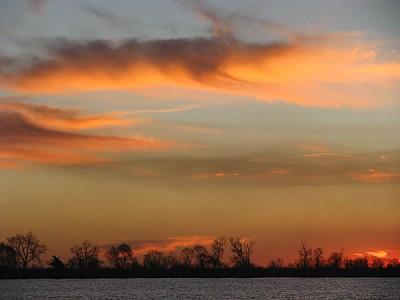 Parana, Parana, landscape, sunset, sunset, sunset,