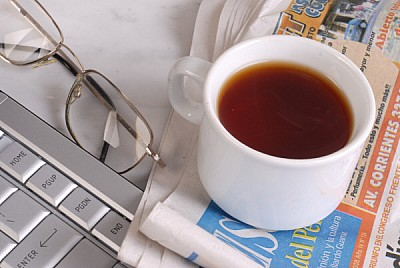 free images  prod03, breakfast, computer, laptop, notebook, cof