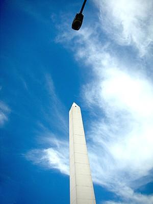 free images  prod04, Buenos Aires, Argentina obelisk avenue nin