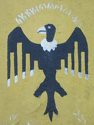 prod04, graffiti, graffiti, wall art, wall, eagle,