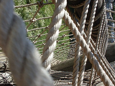 free images  concept enriedo, tangle, rope, ropes, front view,