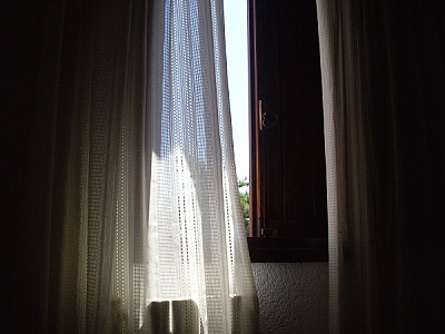 interior, bedroom, curtain, curtains, shade, shade