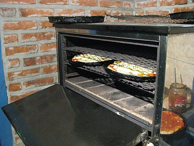 free images  oven, pizza oven, pizza, pizza, food, profile view