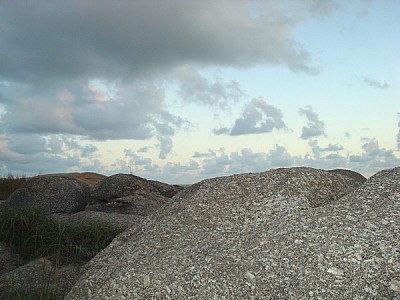 free images  rock, rocks, stone, stones, sunset, close-up, sky,