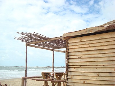 free images  beach house post summer day, Uruguay, Punta del Di