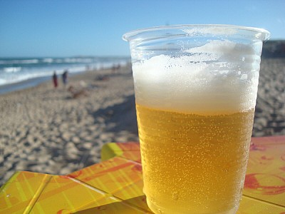 free images  beach, summer, vacation, relax, drink, beer, alcoh