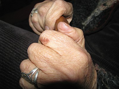 free images  one person, people, woman, hand, hands, old, old,