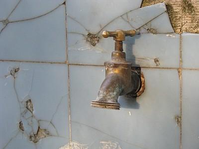 bobbin, bobbins, tap, water, metal, interior, wall