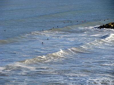 free images  prod06, Argentina, atlantic coast, sea, wave, olar