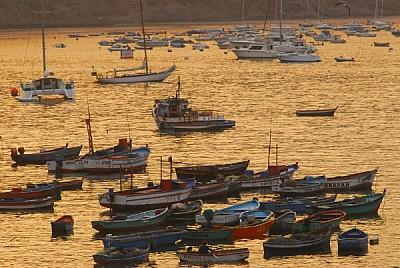 free images  , Sunset, sunset, sunset, coast, peru, latin ameri