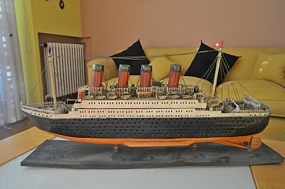 , Ornament, decoration, ancient, boat, titanic, fo