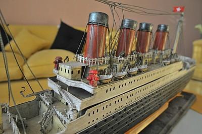 , Ornament, decoration, ancient, boat, titanic, fo