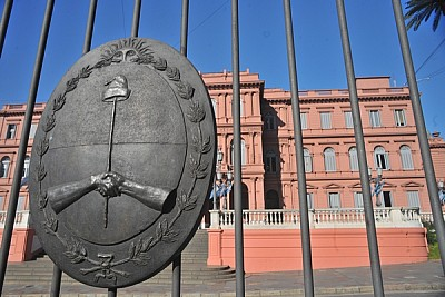 free images  Government house of Argentina, Casa Rosada