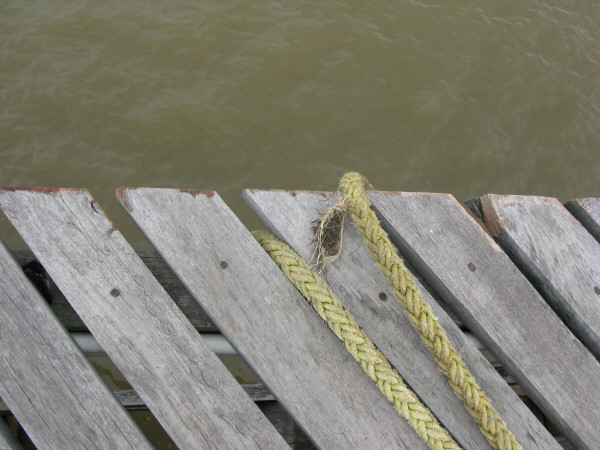 colony, Uruguay, south america, south america, america, dock, wood, top view, background, background, rope, string, tie, table, tables, river,