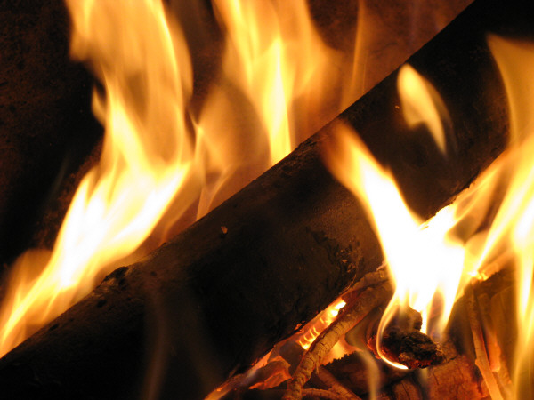 fire, fires, heat, fathom, fathom, red, yellow, color, hot, front view, close-up, wood, burn, burning, lighting, energy,