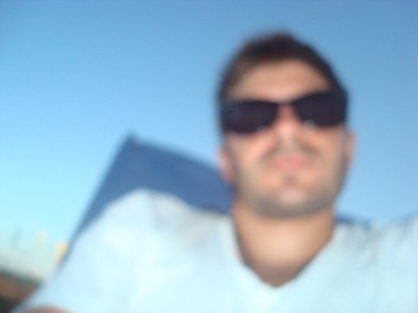 one person, people, male, 20 years, 25 years, 30 years, young, young, front view, sunbathing, tan, tanning, day, outdoor, beach, relax, leisure, vacation, adult, adults, alone, lens, lenses, sunglasses, out of focus, prod05