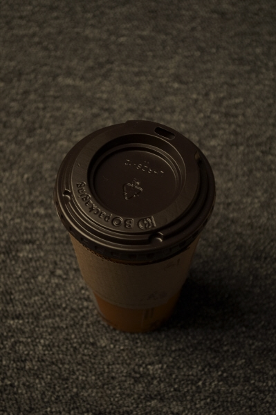 , Cup, coffee, top view, object, nobody, inside, drink hot AGO2010